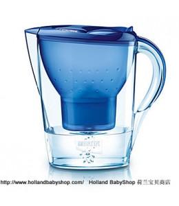 BRITA Marella Blue 2.4 L + 1 filter cartridge